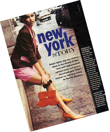 New York shoot